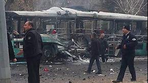 Erdogan macht PKK verantwortlich: Mindestens 13 Menschen sterben bei Anschlag im türkischen Kayseri