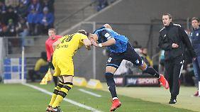 Auf Augenhöhe: Dortmund und Hoffenheim
