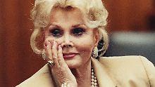 99 Jahre alte Hollywood-Diva: Schauspielerin Zsa Zsa Gabor ist tot
