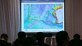 Die Suche nach MH370 muss wohl neu ausgerichtet werden.