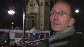 """Pressesprecher der Berliner Polizei: """"Das Szenario ist für jeden vor Ort ein Albtraum"""""""