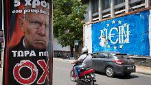 """""""Wir müssen Regeln einhalten"""": Schäuble warnt vor dem Euro-Aus"""
