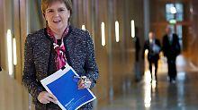 """""""Demokratisch vertretbar"""": Schottland besteht auf """"weichem Brexit"""""""
