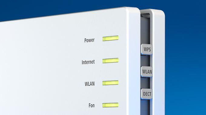 Router sind nur eine Gerätekategorie, die theoretisch vom WPA2-Hack betroffen sind.