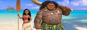 "Es weihnachtet sehr: Disneys ""Vaiana"" - let's feel good"