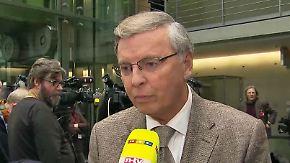 Innenausschusssitzung nach Anschlag: Politiker-Stimmen zu einer Neuausrichtung der Flüchtlingspolitik