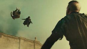 """""""Assassin's Creed"""" im Kino: Actionszenen haben es in sich"""