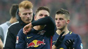 """Philipp Köster zum Spitzenduell: Leipzig steht gegen Bayern """"verdient als Verlierer da"""""""