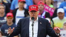 Loyalität wird belohnt: Trump setzt auf russischen Kapitalismus