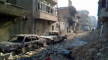 Nach dem Fall von Aleppo: Türkische Luftwaffe bombardiert IS-Hochburg