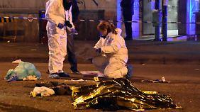 Attentäter von Berlin: Polizisten erschießen Amri in Mailand