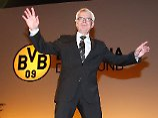Konstante des deutsche Fußballs: BVB-Boss Rauball wird 70