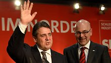 """""""Er ist für den Kampf gerüstet"""": Albig plädiert für Gabriel als Kandidat"""