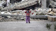 Die Bundesregierung legt ein Hilfsprogramm für die notleidende Bevölkerung der syrischen Stadt Aleppo  auf.