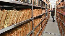 Bis heute haben mehr als zwei Millionen Menschen Einsicht in die Stasi-Akten genommen.