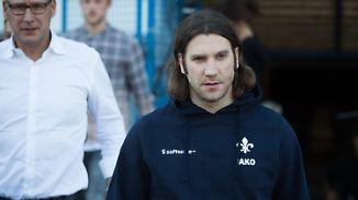 """Frings erklärt Plan für SV Darmstadt: """"Ich komme hier nicht als Feuerwehrmann"""""""
