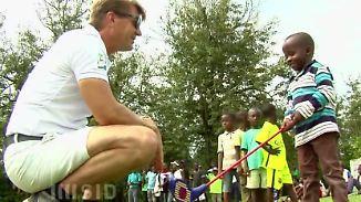 Kampf gegen Armut: Golfklub sucht Nachwuchstalente in der Elfenbeinküste