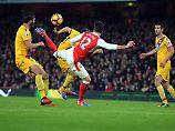 Manchester City fällt zurück: Arsenal siegt dank Giroud-Traumtor