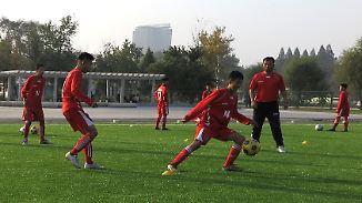 Griff nach der Fußballkrone: Nordkorea sucht den neuen Messi