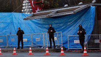 Terror, Wirtschaftskrise, Ausnahmezustand: In der Türkei herrschen frostige Zeiten