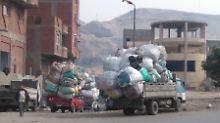 Ägyptens Christen haben Angst: Weihnachten im Müllviertel