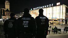 """Kölner Kommunikations-Gau: Die Polizei muss aus der """"Nafri""""-Panne lernen"""
