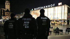 """""""Racial Profiling""""- und """"Nafri""""-Diskussion: Kölner Polizei muss sich für Silvestereinsatz rechtfertigen"""