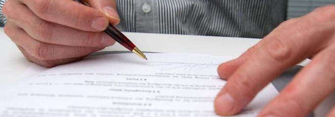 Doppelt Aufpassen: Fallstricke Im Vertrag Beim Hauskauf