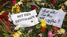 Anschlag auf Berliner Weihnachtsmarkt: Ermittler gehen neuen Hinweisen nach