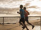 Sport wirkt auf das Gehirn wie ein Computer-Reset.