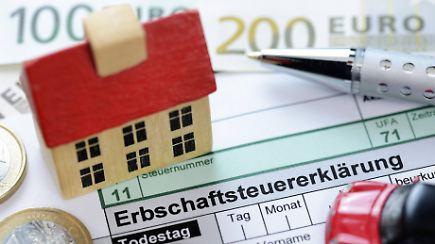 Erbschaftssteuer umgehen immobilien