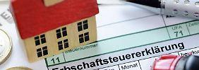 Immobilien erben: Wann wird Erbschaftssteuer fällig?