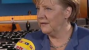 Merkel im Gespräch: Darf man Mehrheiten ignorieren?