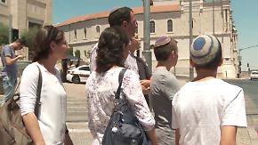 Zwischen Angst und Unbeschwertheit: Wie Familien in Israel mit dem Terror umgehen