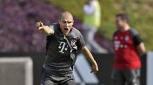 """""""Er ist ein fantastischer Spieler"""": Guardiola kokettiert mit Badstuber-Transfer"""