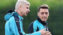 ++ Fußball, Transfers, Gerüchte ++: Özil stellt Bedingung für neuen Vertrag