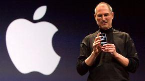 Zehn Jahre iPhone: Wie ein Smartphone alles veränderte