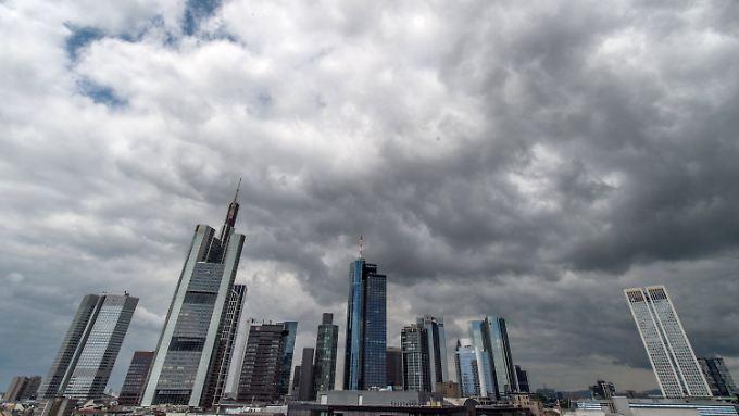 Finanzplatz Frankfurt könnte vom Brexit zumindest teilweise profitieren.