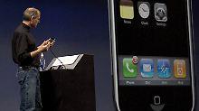 Es gab nur einen Weg: Wie Steve Jobs die iPhone-Show rettete