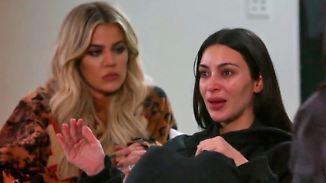 Raubüberfall auf Kim Kardashian: Polizei nimmt 17 Verdächtige fest
