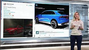 n-tv Netzreporterin: CES macht Detroit Konkurrenz