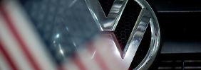 Vorwürfe gegen Konzernspitze: VW meldet baldige Einigung mit US-Behörden