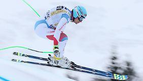 Im ersten Training wurde der Schweizer Patrick Kueng bei der letzten Geschwindigkeitsmessung mit 168,8 km/h gestoppt.
