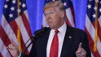 Drohungen und Konfrontation: Trumps Wirtschaftsprogramm setzt Unternehmen unter Druck