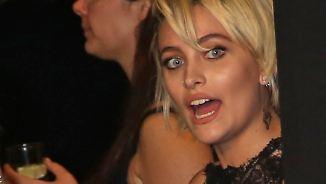 """Promi-News des Tages: Paris Jackson findet Film-Besetzung ihres Vaters """"zum Kotzen"""""""