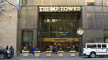 Moskauer Trump Tower: Trumps Anwalt bat den Kreml um Hilfe