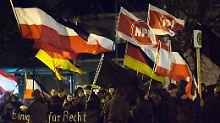 Urteil des Verfassungsgerichts: Ein NPD-Verbot ist nicht nötig