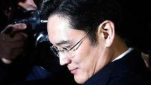 Im Visier der Justiz: Lee Jae-Yong.