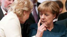 Abrechnung mit Merkel: Steinbach verlässt CDU mit Getöse