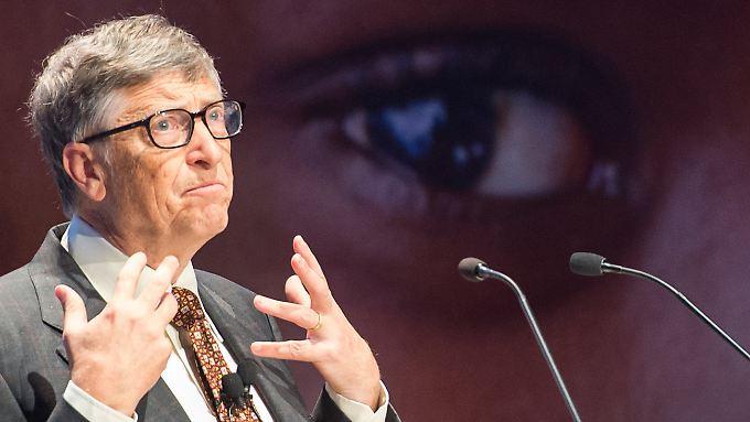 Studie zur globalen Wohlstandsschere: Acht Männer besitzen mehr als 3,6 Mrd. Menschen zusammen